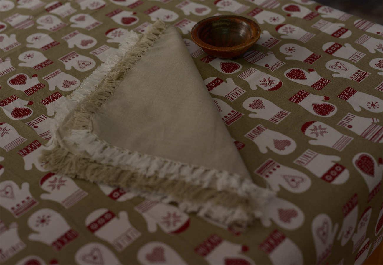 Dinning Table Cloth